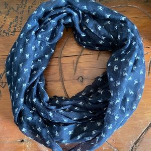 Accessories - Deer Infinity Scarf